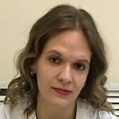 Киселева Юлия Дмитриевна, подолог