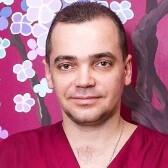 Анциферов Иван Сергеевич, массажист