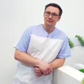 Родионов Даниил Валерьевич, массажист
