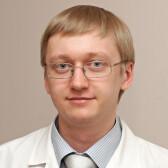 Шмонин Алексей Андреевич, невролог