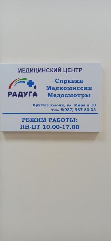 Медицинский центр «Радуга» на Ново-Садовой