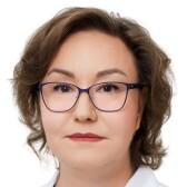 Кулешова Мария Николаевна, флеболог