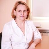 Квартина Вера Владимировна, врач УЗД