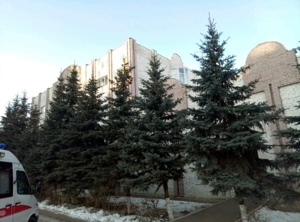 Поликлиника больницы №10 на Горького