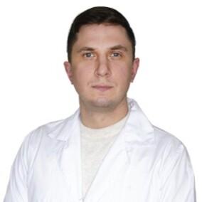 Храмович Виктор Сергеевич, эндоскопист