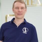 Дубинов Вячеслав Леонидович, остеопат