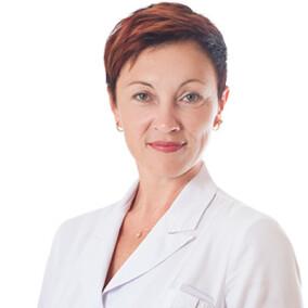 Цуркан Ольга Александровна, кардиолог