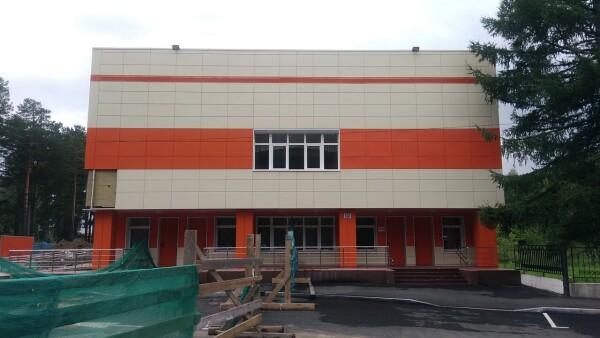 Детская поликлиника на Решетской ДГКБ №9