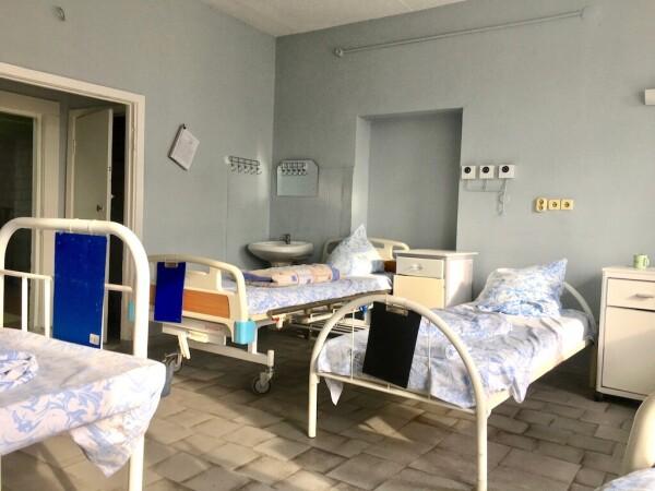 Краевая больница №1 им. Очаповского (ККБ №1)
