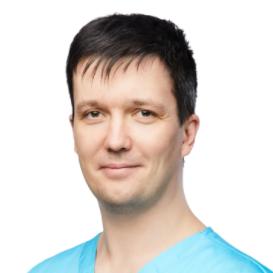 Платонов Вадим Валерьевич, педиатр