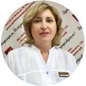 Бегларян Инесса Львовна, врач УЗД