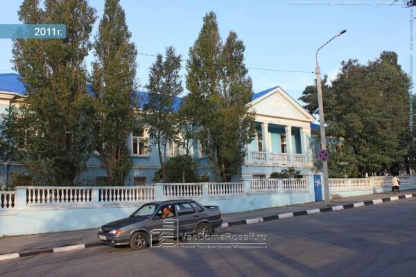 Новороссийская больница НКЦ ФМБА России (Больница моряков) (ранее «ЮОМЦ»)