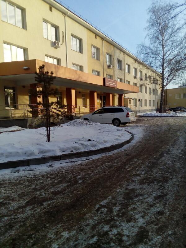 Перинатальный центр на Комсомольской (педиатрический стационар)
