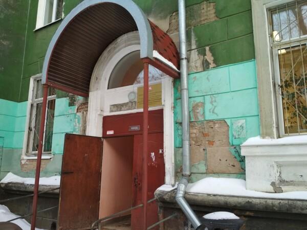 Детская поликлиника на Соловьева
