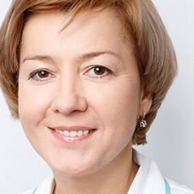 Янышева Надежда Владимировна, врач УЗД