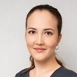 Кустова (Распопова) Мария Александровна, имплантолог