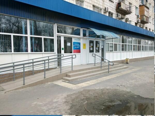 Детская поликлиника №16 на Фадеева