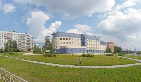 Городская поликлиника №29 на Тюленина
