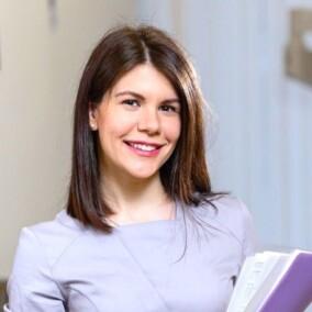 Куфта Виктория Александровна, стоматолог-терапевт