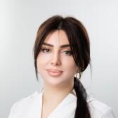 Нажмудинова Саида Зейнидиновна, врач УЗД