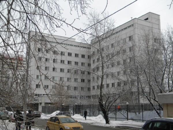 Городская больница № 8 (филиал № 2 городской больницы № 24)