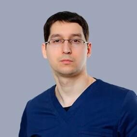 Капёнкин Станислав Николаевич, хирург