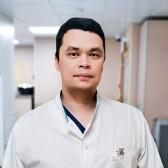 Топоев Георгий Рафаэлевич, травматолог-ортопед