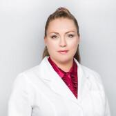 Сахно Екатерина Аскольдовна, семейный врач