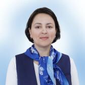 Колесник Оксана, оптометрист