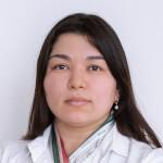 Казакова Альбина Амировна, физиотерапевт