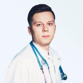 Подмосковный Александр Сергеевич, невролог