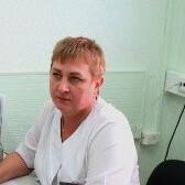 Тимофеева Татьяна Владимировна, хирург