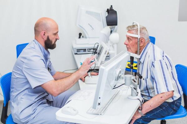 Центр микрохирургии глаза «Санталь»