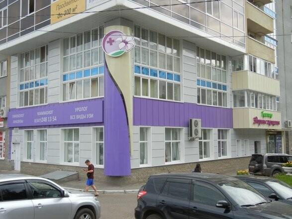 Здоровье женщины и мужчины на Кирова