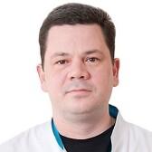 Юдин Владимир Александрович, ангиолог