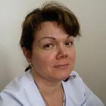 Васина Елена Леонидовна, ортопед