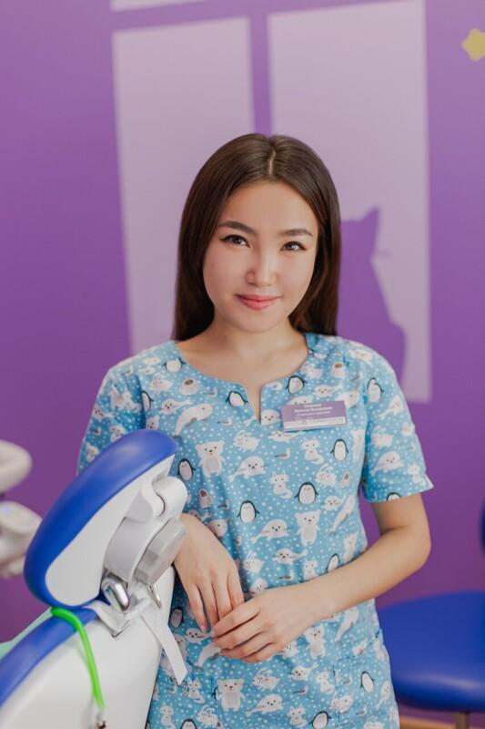 Детская стоматология «Дента Люксик» на Октябрьском