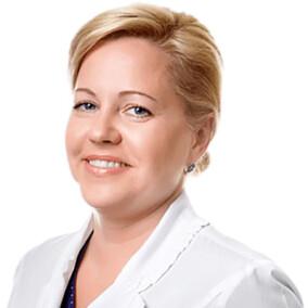 Борисова Евгения Владимировна, гинеколог
