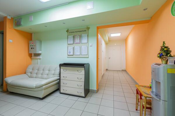 Медицинский центр «Крепыш»