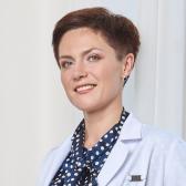 Ерина Анастасия Максимовна, кардиолог