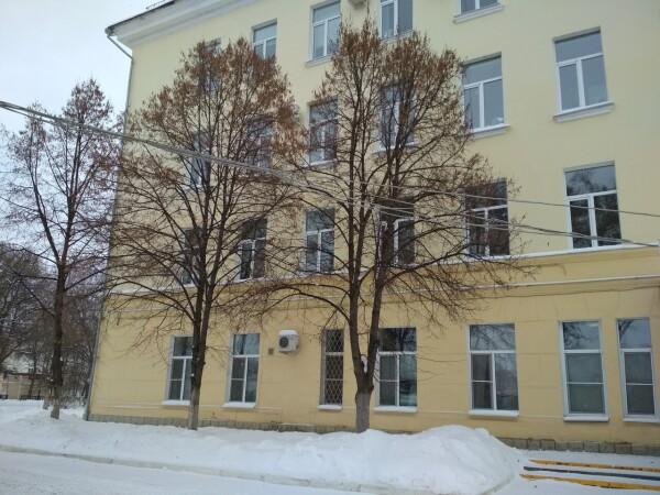 Городская больница №3 (ГКБ)