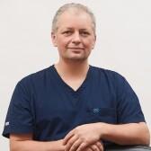 Евстратов Николай Владимирович, торакальный хирург