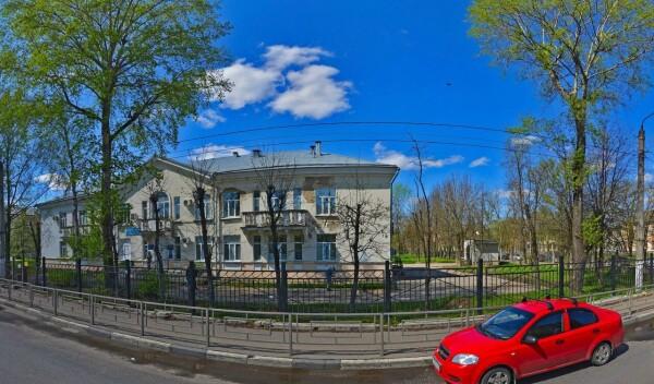 Стоматологическая поликлиника №6 на Орджоникидзе