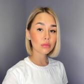 Гаазе Диана Владиславовна, косметолог