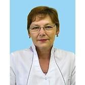 Егорова Галина Савельевна, педиатр